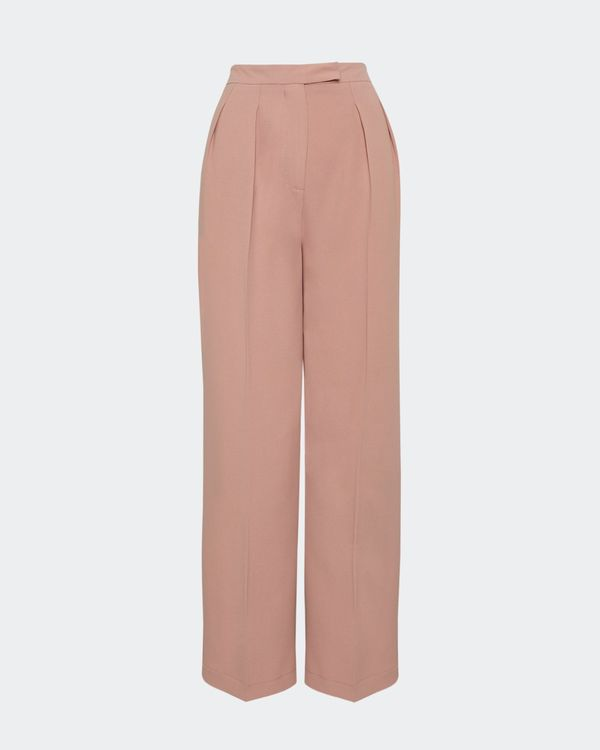 Lennon Courtney at Dunnes Stores Soft Pink Trousers