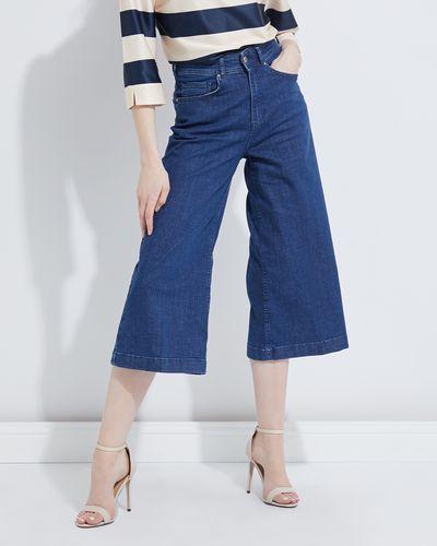 Lennon Courtney at Dunnes Stores Denim Wide Leg Jeans