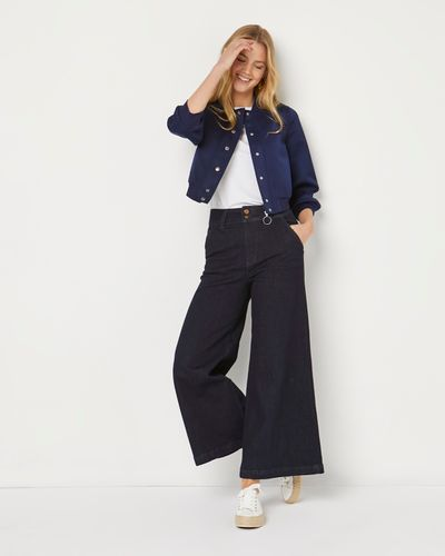 Lennon Courtney at Dunnes Stores Charlie Jeans