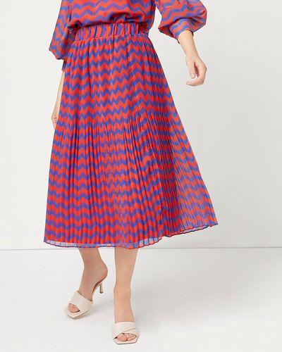 Lennon Courtney at Dunnes Stores Juniper Pleat Skirt
