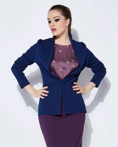 Lennon Courtney at Dunnes Stores Tailored Knit Jacket