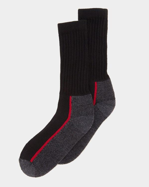 Work Socks - 2 Pack