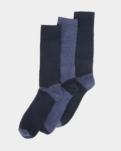 Outdoor Socks - Pack Of 3 thumbnail
