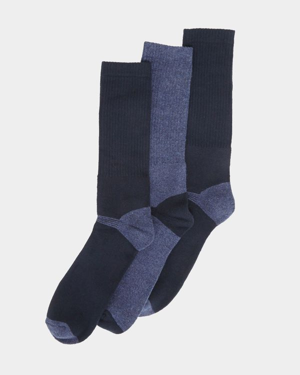 Outdoor Socks - Pack Of 3