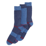 denim Tech Outdoor Socks - Pack Of 3