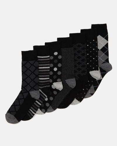 Design Socks - Pack Of 7