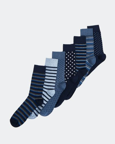 Design Socks - Pack Of 7 thumbnail