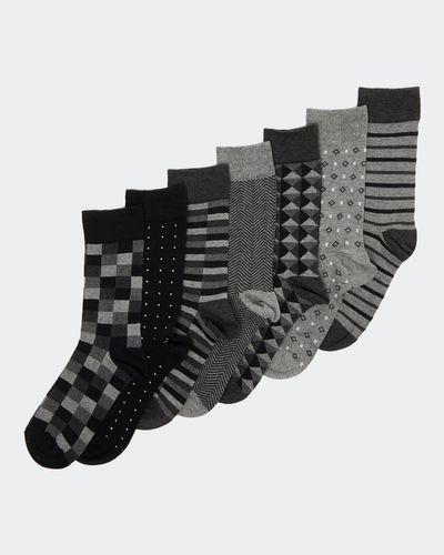 Design Socks - Pack Of 7 thumbnail