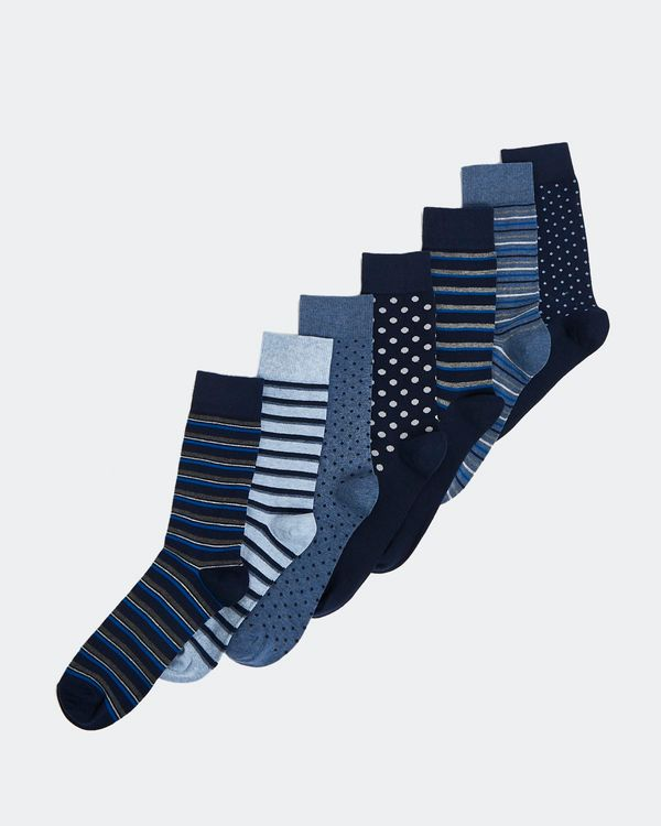 Design Socks - Pack Of 7