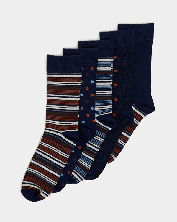Bamboo Socks - Pack Of 5