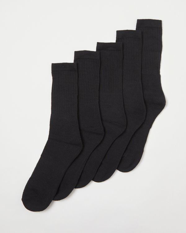 Sports Socks - 5 Pack