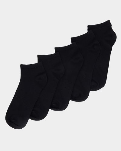 Trainer Socks - Pack Of 5 thumbnail