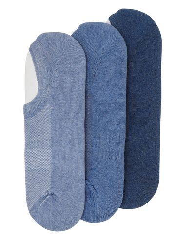 Cushioned Liners - Pack Of 3