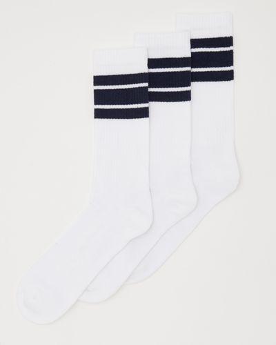 Crew Socks - Pack Of 3 thumbnail