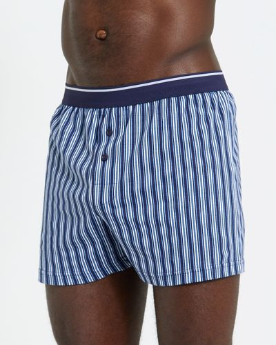 Loose Fit Boxers - Pack Of 3