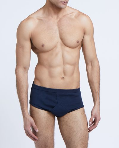 Cotton-Rich Briefs - 3 Pack thumbnail