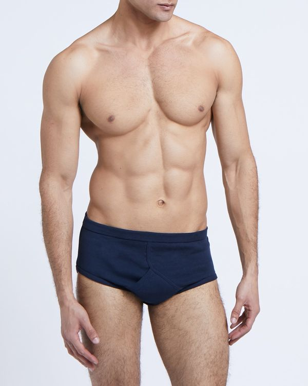 Cotton-Rich Briefs - 3 Pack