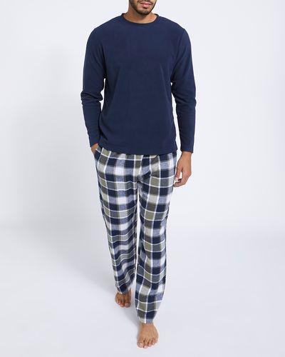 Fleece Lounge Pyjama Set