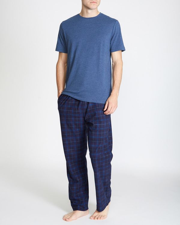 Jersey T-Shirt And Pants Set