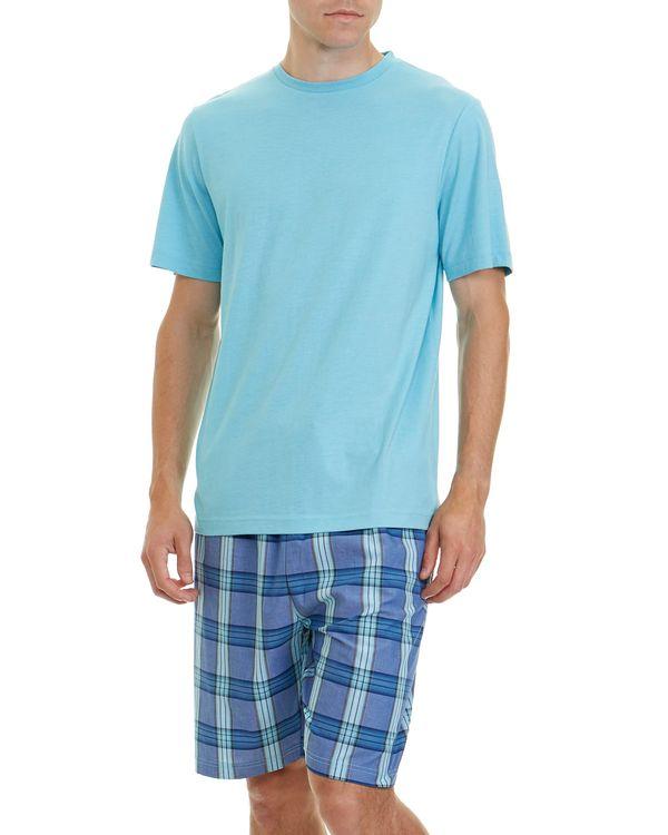 T-Shirt And Shorts Set