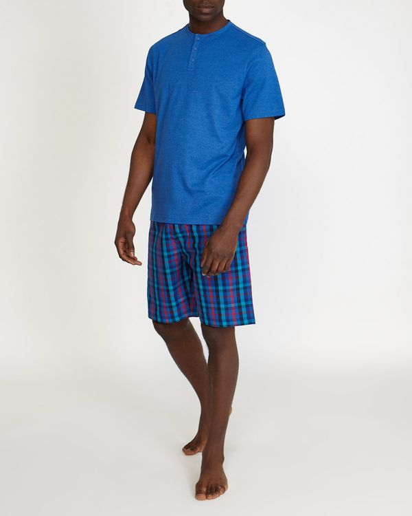 T-Shirt And Shorts Set