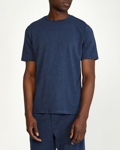 Short Sleeve Cotton Modal Tee