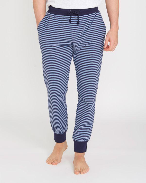 Stripe Jersey Cuff End Pant