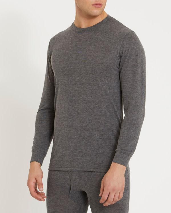 Long-Sleeved Lightweight Thermal T-Shirt