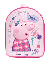 light-pink Peppa Pig Backpack