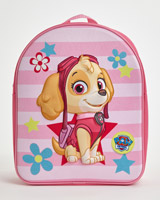 pink Girls Paw Patrol Backpack