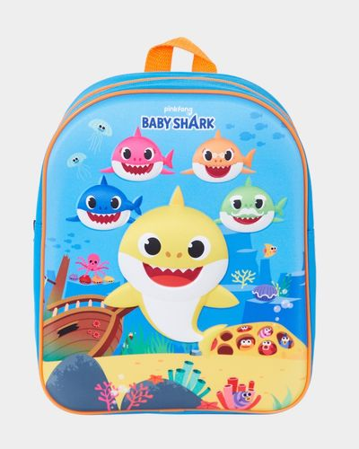 Baby Shark Eva Backpack thumbnail