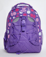 purple Purple Cool Backpack