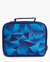 blue-navy Boys Printed Lunchbag