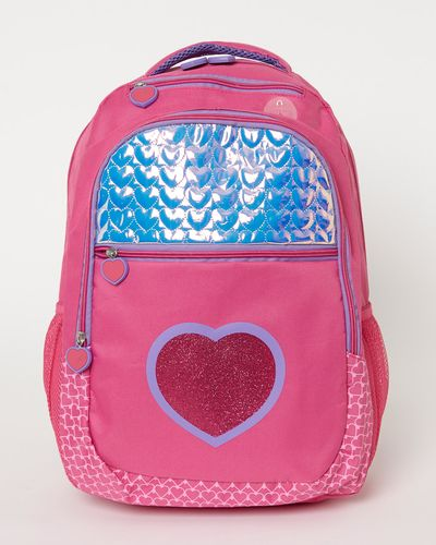Girls Premium Printed Backpack
