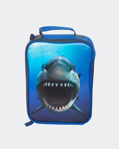 3D Shark Lunch Bag thumbnail