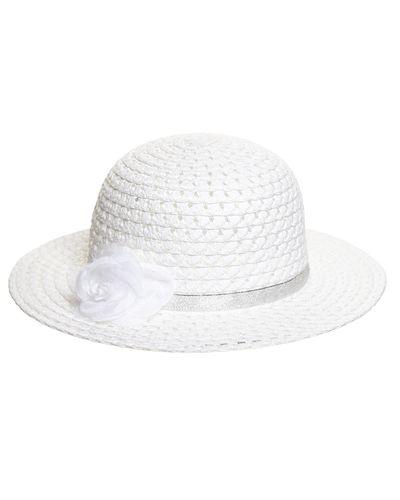 Girls Straw Hat