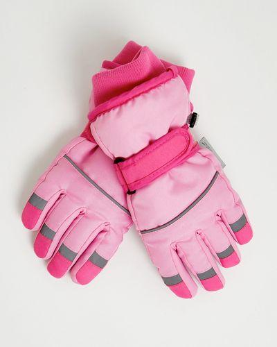Girls Ski Gloves
