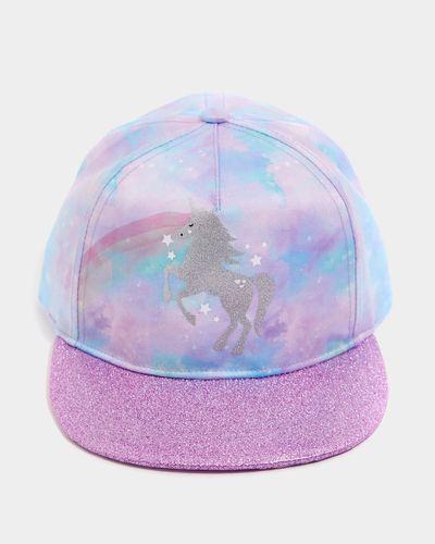 Unicorn Rainbow Cap (3-11 years)