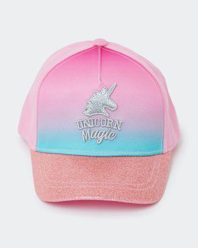 Glitter Unicorn Cap (3-11 years)