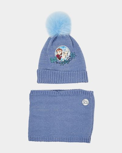 Frozen Hat And Scarf