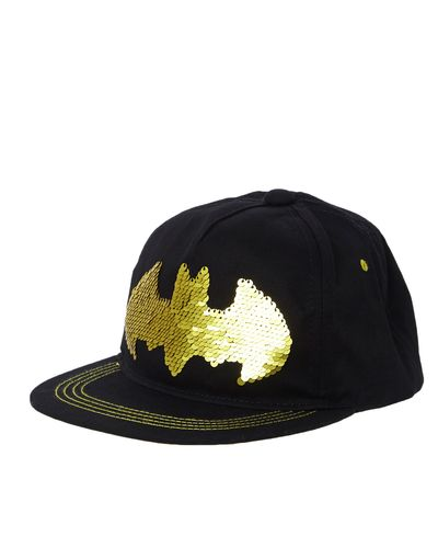 Batman Flip Sequin Cap