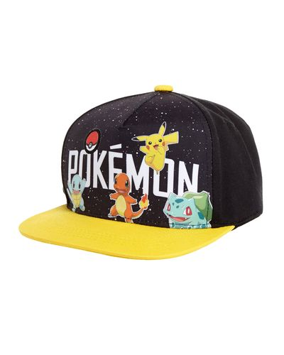 Pokemon Baseball Cap