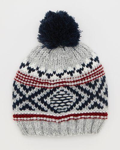 Boys Chunky Knit Hat