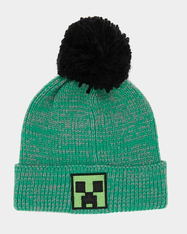 Minecraft Hat (7-11 years)