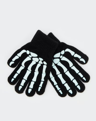 Skeleton Gloves (3-11 years)