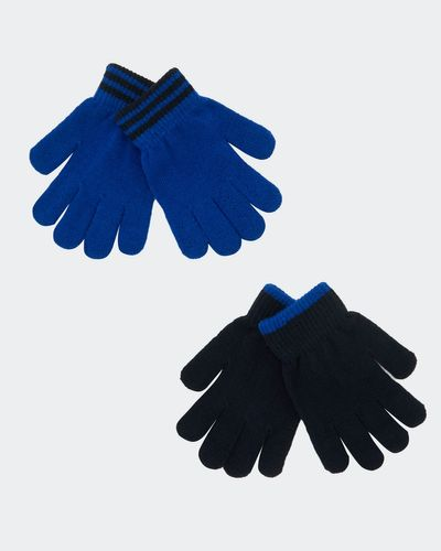 Basic Gloves - Pack Of 2 (3-11 years) thumbnail