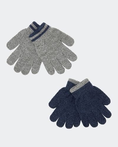 Basic Gloves - Pack Of 2 (3-11 years)