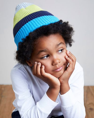 Recycled Polyester Hat (7-11 years)