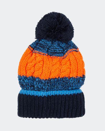Stripe Hat (7 -11 years)