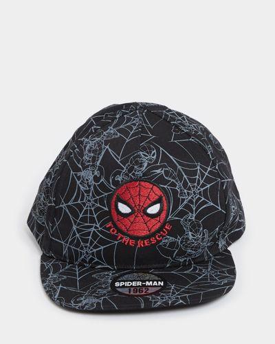 Spiderman Cap (3-11 years)